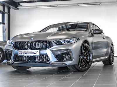 gebraucht BMW M8 Competition xDrive Coupe