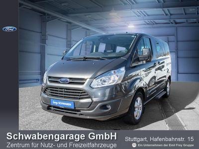 gebraucht Ford 300 Tourneo CustomL1 Titanium AHK NAVI STANDHEIZUNG
