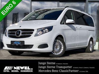 gebraucht Mercedes V250 d EDITION Lang KAMERA*AHK*LED*TOTW+SPURASS