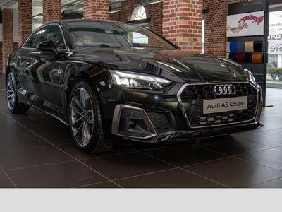 gebraucht Audi A5 Coupé S line 40 TFSI S tronic MATRIX PANO NAVI