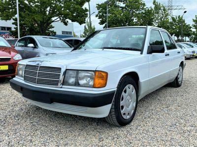 gebraucht Mercedes 190 1.8*Klima*Sehr Gepflegt*Rarität*TüvNeu*
