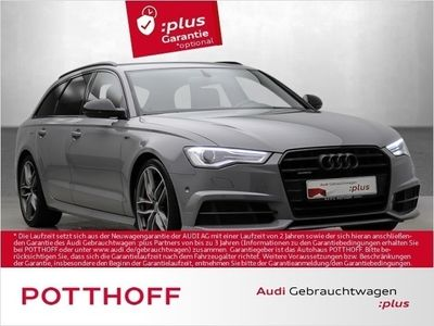 gebraucht Audi A6 Avant 3.0 TDi q. S-line competition Navi AHK