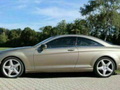 gebraucht Mercedes CL500 c216 Tausch e500
