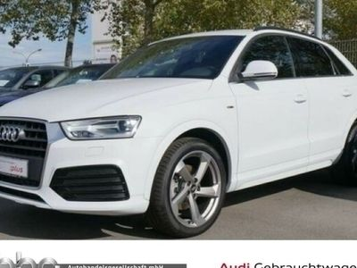 gebraucht Audi Q3 2.0 TFSI
