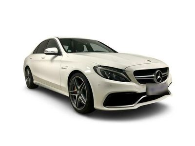 gebraucht Mercedes C63S AMG AMG DRIVERS P. BURMES. PERFORMANCE AGA LED