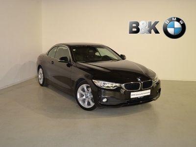 gebraucht BMW 420 d Automatik Cabrio (Navi Xenon Leder Klima)