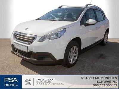 gebraucht Peugeot 2008 PureTech 82 Access KLIMA