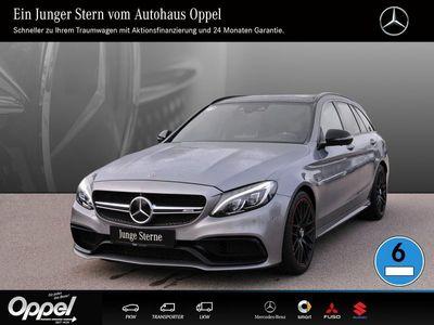 gebraucht Mercedes C63 AMG AMG ST +Kamera+LED+Klima+Comand+Park-Paket+ AMG Line