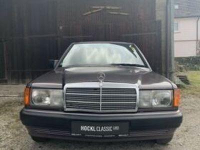 gebraucht Mercedes 190 1.8L / W201 / TÜV NEU / 130.000km