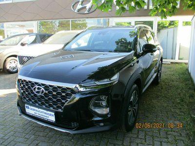 gebraucht Hyundai Santa Fe Premium 4WD/Werksgarantie 10.2025