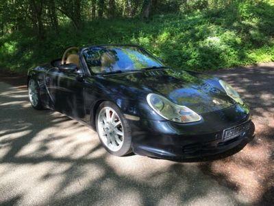 gebraucht Porsche Boxster S 986