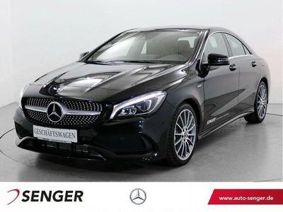 gebraucht Mercedes CLA200 d AMG Line Panorama LED Rückfahrkamera