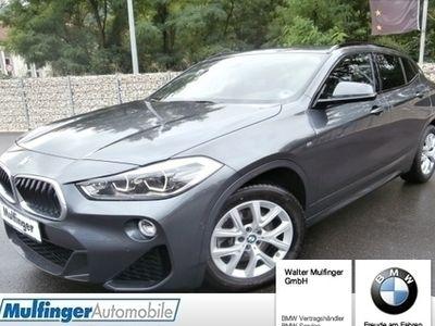 gebraucht BMW X2 sDrive 20i M Sport HUD DrivAss AHK NaviPlus LED