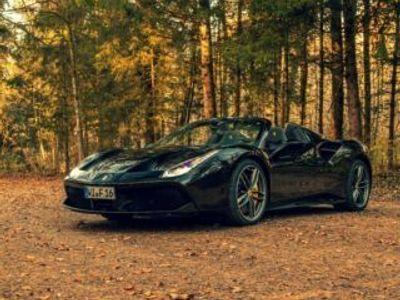 gebraucht Ferrari 488 Spider Carbon, Capristo, Garantie, 305k NP