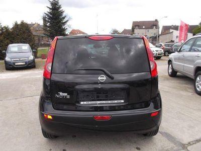 gebraucht Nissan Note Acenta Klimaautomatik Alu