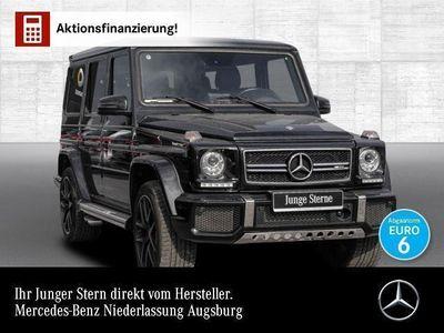 gebraucht Mercedes G63 AMG AMG L Edition Driversp Harman COMAND Xenon