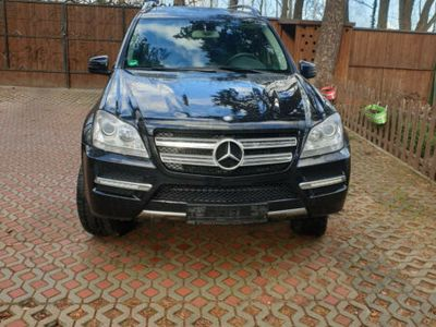 gebraucht Mercedes GL350 CDI DPF 4Matic BlueEFFICIENCY 7G-TRONIC