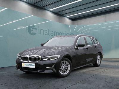 gebraucht BMW 320 320 iA Touring Luxury Line ACC+KAMERA+LEDER+PANO+