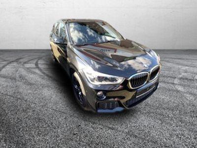 gebraucht BMW X1 sDrive20i M Sport *sehr gut gepflegt*1.Hand*