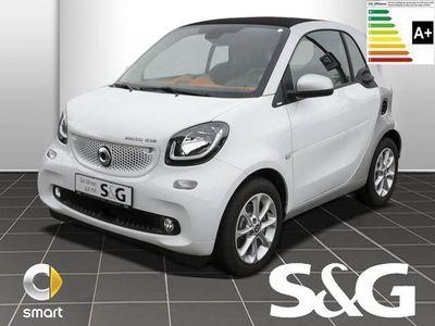 used Smart ForTwo Electric Drive drive/LED&Sensor/Lenkradheizung