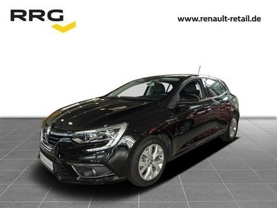gebraucht Renault Mégane IV IV 1.3 TCe 140 LIMITED DELUXE Navi, Rückf