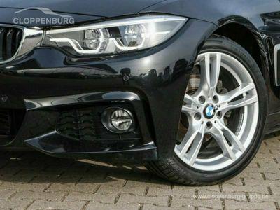 gebraucht BMW 420 420 d Cabrio M Sportpaket HK HiFi DAB LED USB -