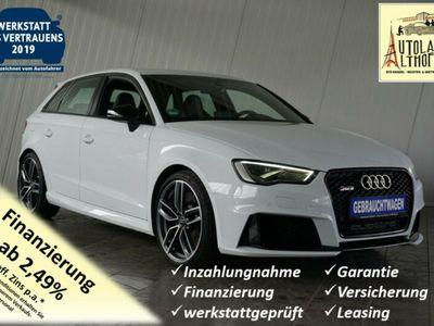 gebraucht Audi RS3 SB 2.5TFSI qu. B&O NAV RS-Sitze KAM LED TEMP