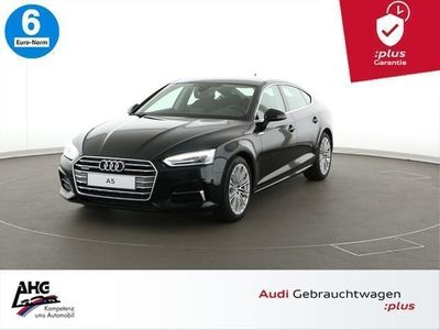 gebraucht Audi A5 Sportback 40 2.0 TDI quattro S tronic sport Xenon