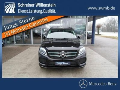gebraucht Mercedes GLE450 AMG AMG 4M Panorama ILS AHK Fahrassistent AM