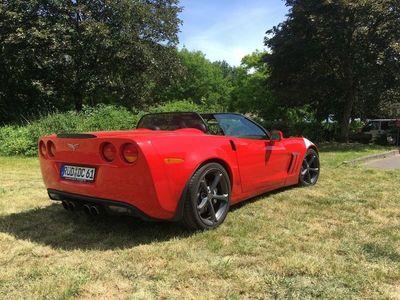 gebraucht Corvette Grand Sport C6