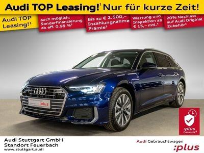 gebraucht Audi A6 Avant sport 45 TDI s line quattro tiptronic