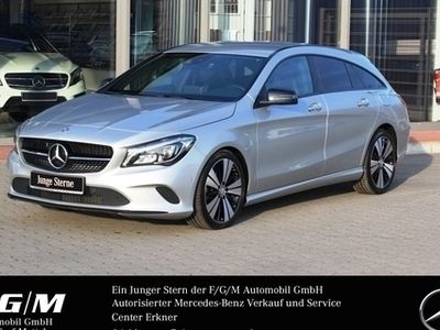 "käytetty Mercedes CLA220 4M Urban/Night/LED/Navi/Parktronic/18"" Styling"