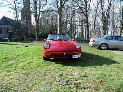gebraucht Alfa Romeo Spider 2.0