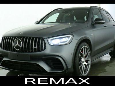 gebraucht Mercedes GLC63 AMG S AMG 4M+ *DIENSTWAGEN* / MY2020 / Magno