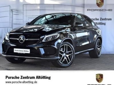 gebraucht Mercedes 450 GLE Coupe AMG 4Matic 21-Zoll 360 Kamera