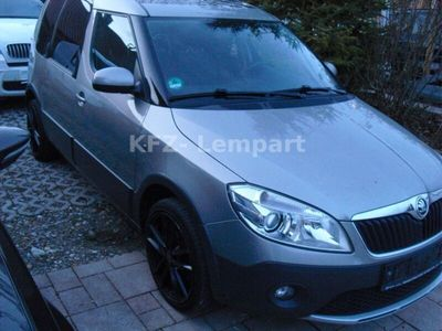 gebraucht Skoda Roomster Scout Plus Edition 1,6 TDI