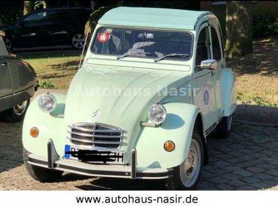 """gebraucht Citroën 2CV """"Rarität"""" H-Zul. /original Zustand 2+"""