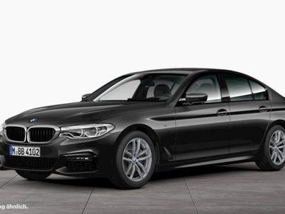 gebraucht BMW 520 d xDrive M Sportpaket Innovationsp. Klimaaut.