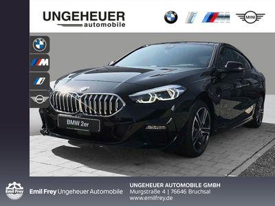 gebraucht BMW 220 d Gran Coup M Sport Gestiksteuerung Head-Up