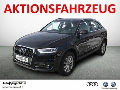 gebraucht Audi Q3 2.0 TDI quattro s-tronic XENON+NAVI+PDC+SHZ