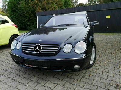 gebraucht Mercedes 600 600 CL CoupeDE Auslieferung 2.Hand