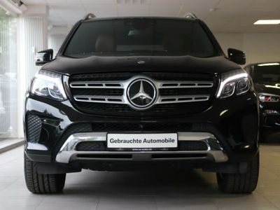 gebraucht Mercedes GLS350 d*9G*7-SITZE*DISTRONIC*HARMAN*360°KAM*