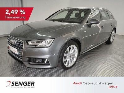 gebraucht Audi A4 Avant Design 2,0TFSI LED Assistenz-Paket