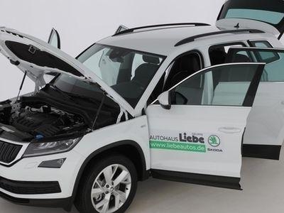 gebraucht Skoda Kodiaq SOMO SOLEIL TSI 4x4 DSG | Vorführwagen | Geländewagen/SUV | HAL402281