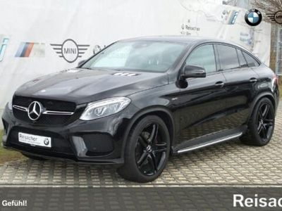 gebraucht Mercedes GLE450 AMG Coupe AMG 4Mat.9G-Tronic Standheizung