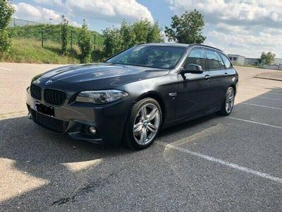 gebraucht BMW 535 5er xDrive Touring Aut.