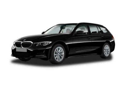 gebraucht BMW 318 318 d Touring Advantage DAB LED RFK Tempomat Shz