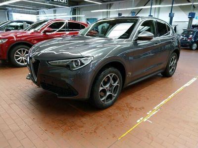 gebraucht Alfa Romeo Stelvio Super MY19 Super 2.0 Turbo | Schiebedach