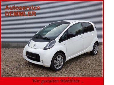 gebraucht Citroën C-zero Klimaautomatik,ABS,ESP,USB,Winterräder
