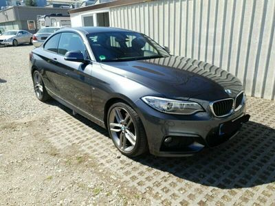 gebraucht BMW 225 d M Sport